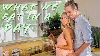 getlinkyoutube.com-What I Eat In A Day ♥ Easy Healthy Vegan Meals | Canada