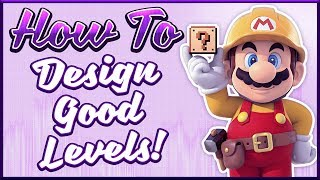 getlinkyoutube.com-How To Design Good Mario Maker Levels (feat. What's With Games)