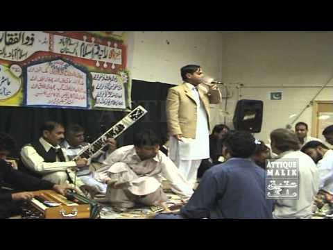 Pothohari Sher Raja Qamar Islam & Ch Zulfiqar in Burnley UK Full Programme