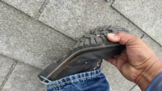 getlinkyoutube.com-The Best Roofing shoes to walk on steep roofs , gotta know this secret ...watch this!