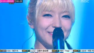 getlinkyoutube.com-AOA - MOYA, 에이오에이 - 모야 Music core 20130803