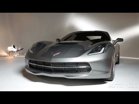 Corvette Stingray Length on 2014 Chevrolet Corvette Stingray   Autoweek Detailed Walkaround