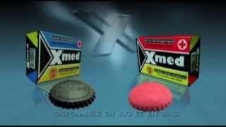 XMED - savon antiseptique (Bambara)