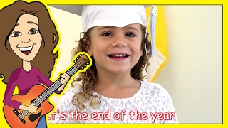 getlinkyoutube.com-Graduation Song Thank you for kids, children & babies with lyrics  | Patty Shukla