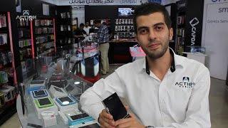 getlinkyoutube.com-الهاتف الجديد بلاك بيري باسبورت The new phone from BlackBerry passport