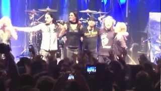 getlinkyoutube.com-Nightwish & Floor Jansen - Best Moments from All Concerts - Tribute Video - Part 2