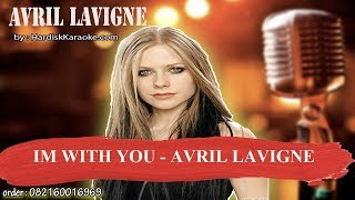 IM WITH YOU   AVRIL LAVIGNE Karaoke