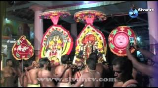 உடுவில் கிழக்கு ஸ்ரீ கற்பக விநாயகர் ஆலயம் சப்பறத்திருவிழா