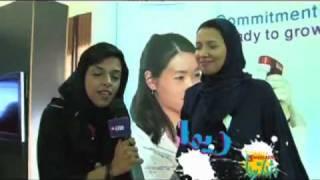 getlinkyoutube.com-شلتنا : يوم المهنة في جامعة عفت للبنات في جدة Part1