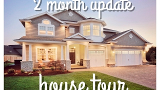 getlinkyoutube.com-new house tour | 2 month update