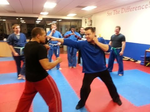 Special Jeet Kune Do Training Methods Class in celebration of Bruce Lee's Birthday