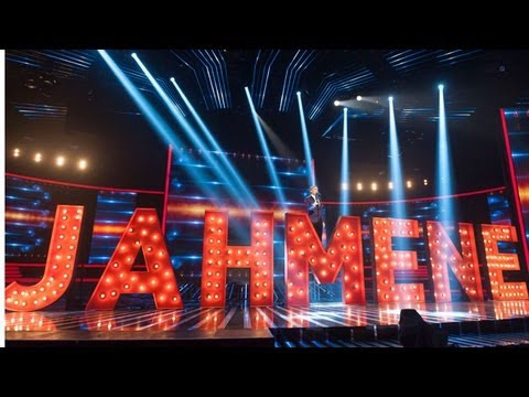 Jahmene Douglas sings Smokey Robinson's Tracks of My Tears - Live Week 8 - The X Factor UK 2012