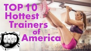 getlinkyoutube.com-Top 10 Hottest Female Trainers of America
