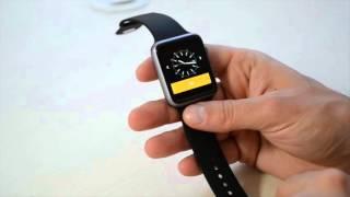 getlinkyoutube.com-Nobo Watch - Smartwatch działający z systemem Android i iOS