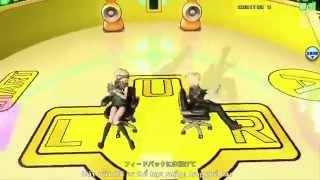 getlinkyoutube.com-[Project DIVA] Remote Control - Rin Len [Vietsub] [TM's Sub]
