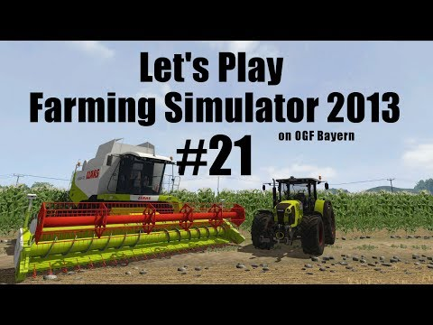 Farming Simulator 2013 S5E21 an unexpected arrival