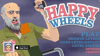 getlinkyoutube.com-LA CHICA DESNUDA | HAPPY WHEELS #103