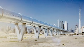 Hyperloop is coming to Dubai