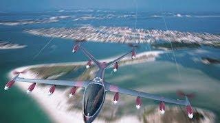 getlinkyoutube.com-New Hybrid Plane of the Future