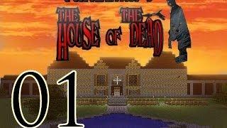 getlinkyoutube.com-Minecraft Map THE HOUSE OF THE DEAD P01 อย่าไปบ้านหลังนั้นคนเดียว
