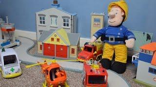 getlinkyoutube.com-New Fireman Sam Rewind For 2015 video Feuerwehrmann Sam