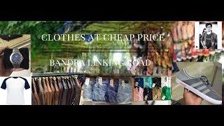 getlinkyoutube.com-bandra linking road I clothes and shoes in cheap price I kfc basement I mumbai