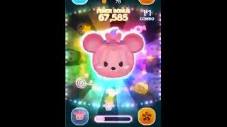 getlinkyoutube.com-【攻略】LINE: ディズニー ツムツム ハロウィン かぼちゃミニー Disney tsum tsum Halloween Minnie
