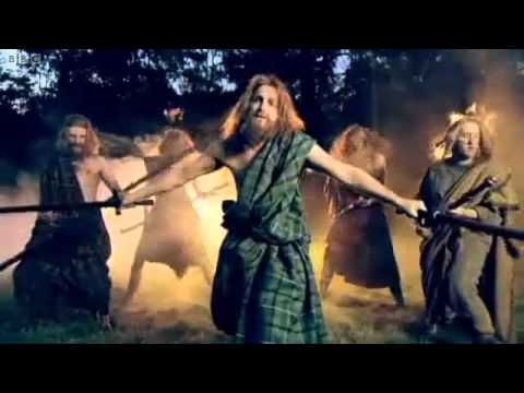 Horrible Histories - William Wallace Song