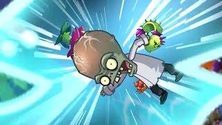 getlinkyoutube.com-Plants Vs Zombies 2 Tiempos Modernos Parte 2 Trailer