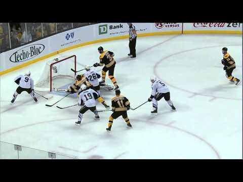 Tim Thomas save of the year on Downie 5/23/11 1080p HD