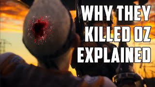 getlinkyoutube.com-Why Did They Kill Oz Explained   Exo Zombies Carrier Storyline Explained   Infection Ending