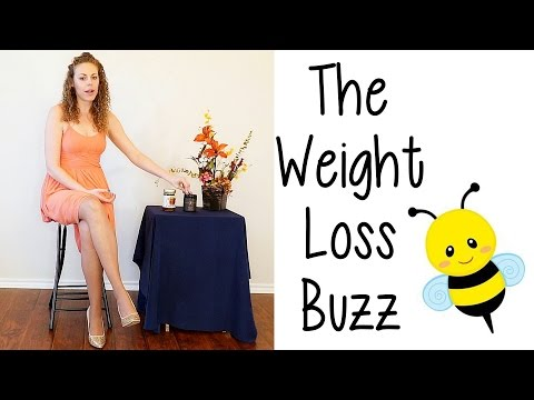 Honey for Weight Loss? Bee Pollen for Protein, The Weight Loss BUZZ Tips & Tricks! Boost Metabolism!