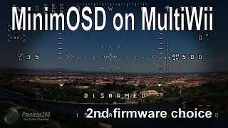 getlinkyoutube.com-MinimOSD setup on MultiWii - another firmware choice
