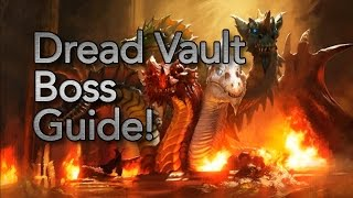 getlinkyoutube.com-Neverwinter Dread Vault Boss Guide: Yshiggol Xbox One: Beat it with 2 players