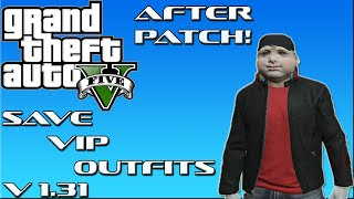 getlinkyoutube.com-GTA 5 Online - NEW! SOLO VIP Outfits Glitch! After Patch!!!