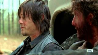 getlinkyoutube.com-Rick and Daryl talk about Beth