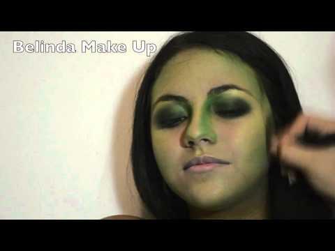 Tutorial De Maquillaje De Hada - Halloween