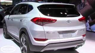 getlinkyoutube.com-2016 Hyundai Tucson - First Look