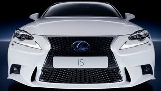getlinkyoutube.com-2014 Lexus IS F Sport - OFFICIAL TRAILER