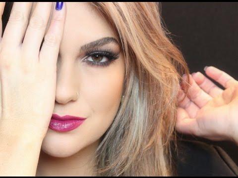 Maquiagem para o Dia da Mulher por Alice Salazar