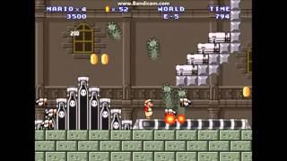 getlinkyoutube.com-Mario Forever Z Deuce: World E-5