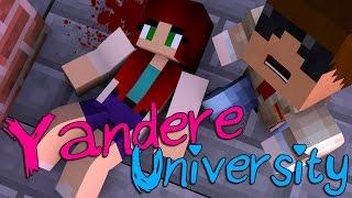 getlinkyoutube.com-Suicide or Murder | Yandere University [S1: Ep.8 Minecraft Roleplay Adventure]