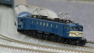 getlinkyoutube.com-鉄道模型 EF58 35