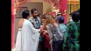 getlinkyoutube.com-Ajay Devgan Sonakshi Sinha promote Son of Sardar on Tarak Mehta Ka Oolta Chashma