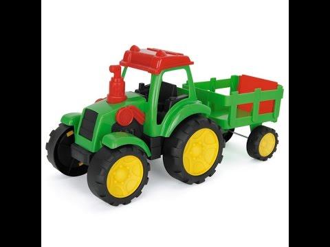 Juguetes Tractores Para Los Niños, Juguetes Infantiles