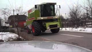 getlinkyoutube.com-Nowy Nabytek 2015 - Claas Dominator Mega 204