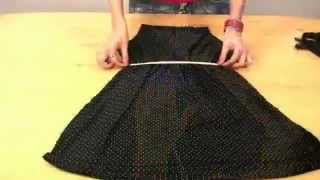 getlinkyoutube.com-Отличная инструкция, как сшить быстро платье