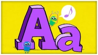 "getlinkyoutube.com-ABC Song: The Letter A, ""Hooray For A"" by StoryBots"