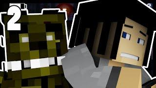 getlinkyoutube.com-Minecraft Five Nights At Freddy's 2! [Night 5 - Finale] Roleplay w/ SamGladiator