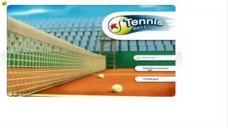 Tenis Star Cup Unity Game